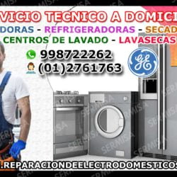 Electrodomesticos General Electric 5