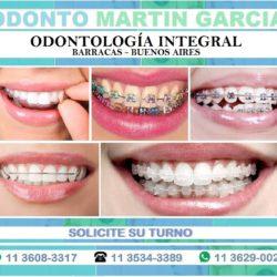 ODONTO MARTIN GARCIA - Tel. 3534-3389