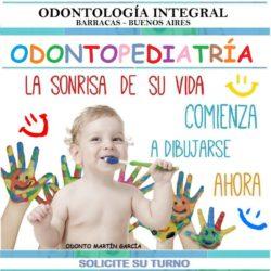ODONTOPEDIATRIA - ODONTO MARTIN GARCIA